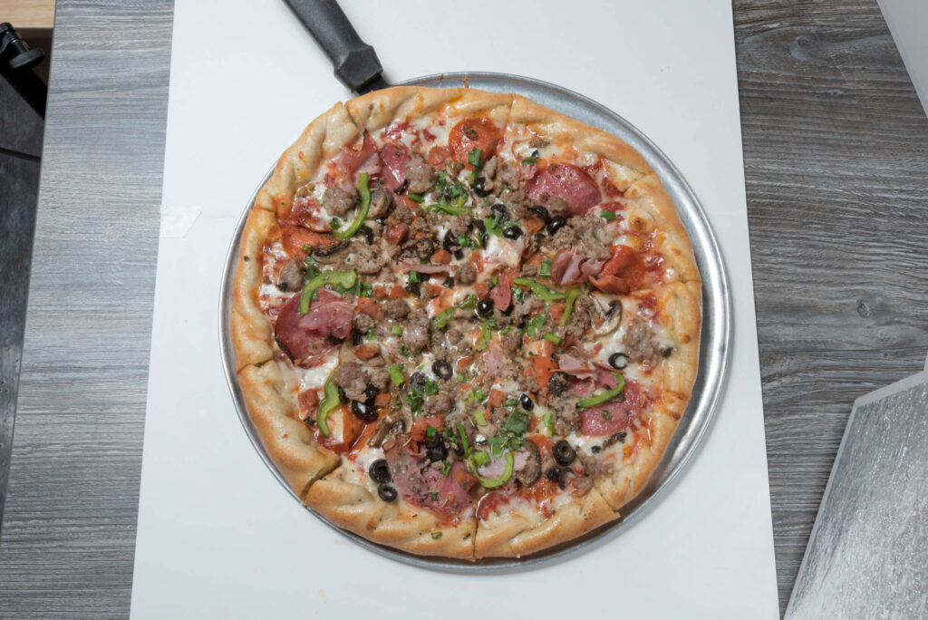 スーパーピザ