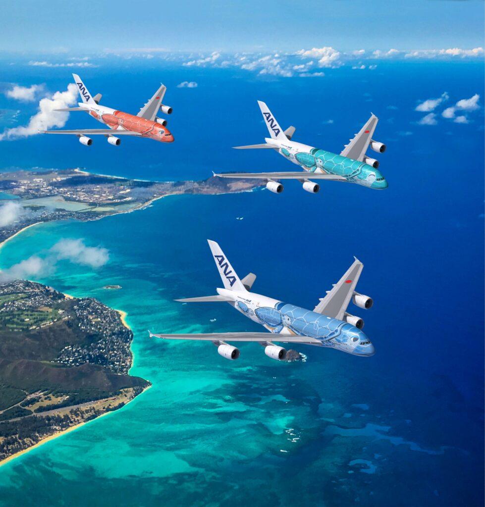 ANAの「FLYING HONU」くつろぎのフライトを体験。ANAで始める新しいハワイ