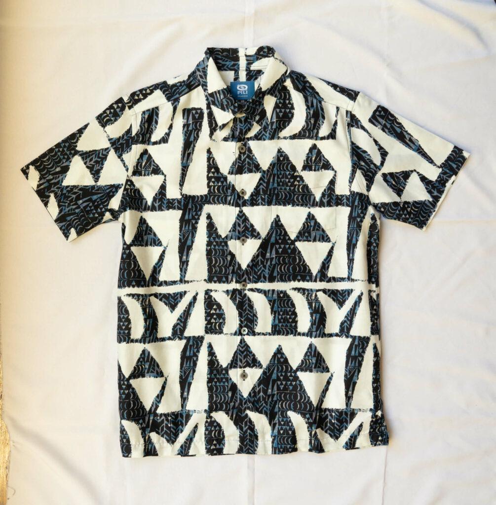 HOAKAのアロハシャツ