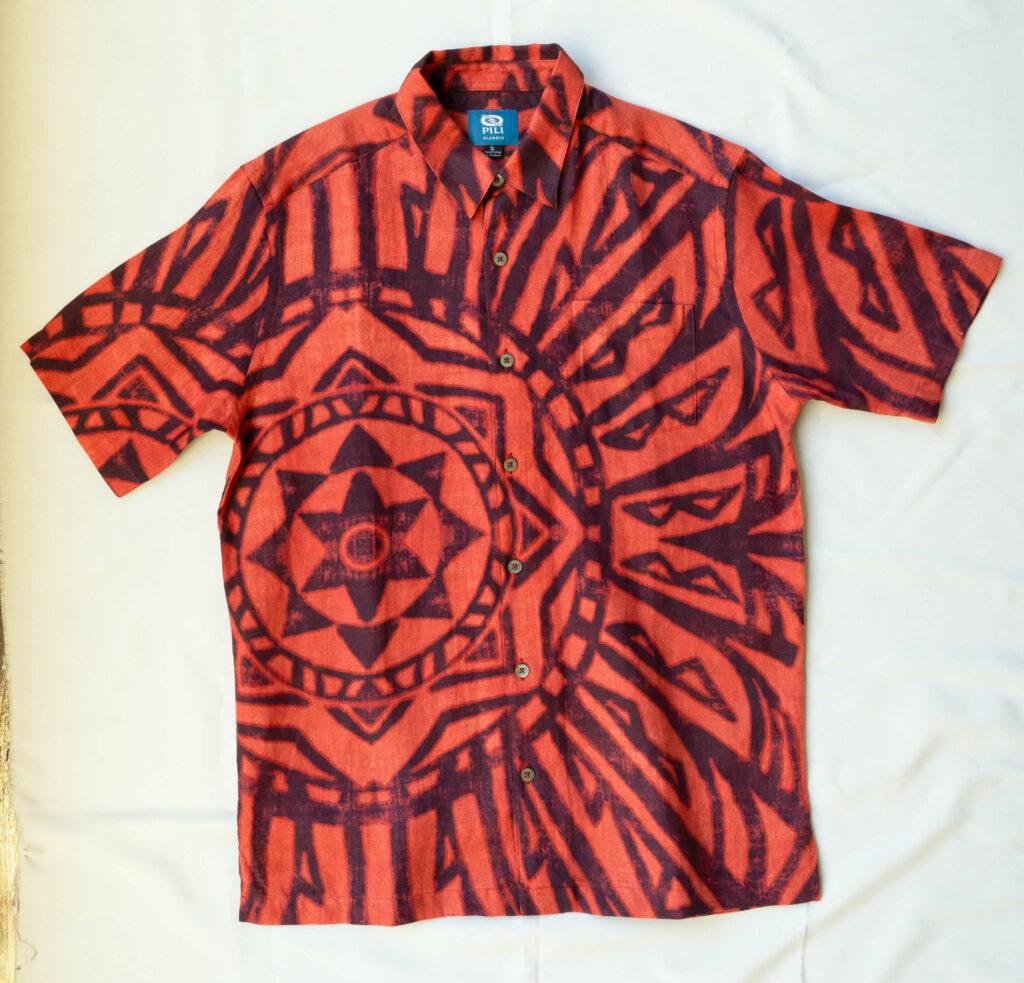MAI KA HO'OKU'Iのアロハシャツ