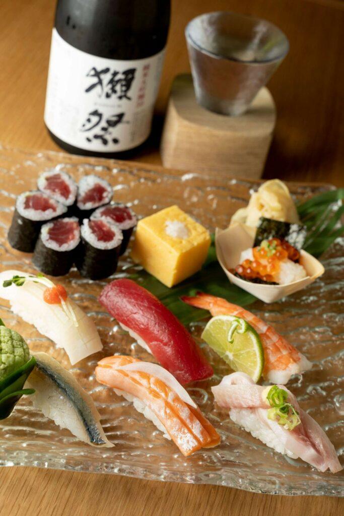 おまかせ寿司コンボ