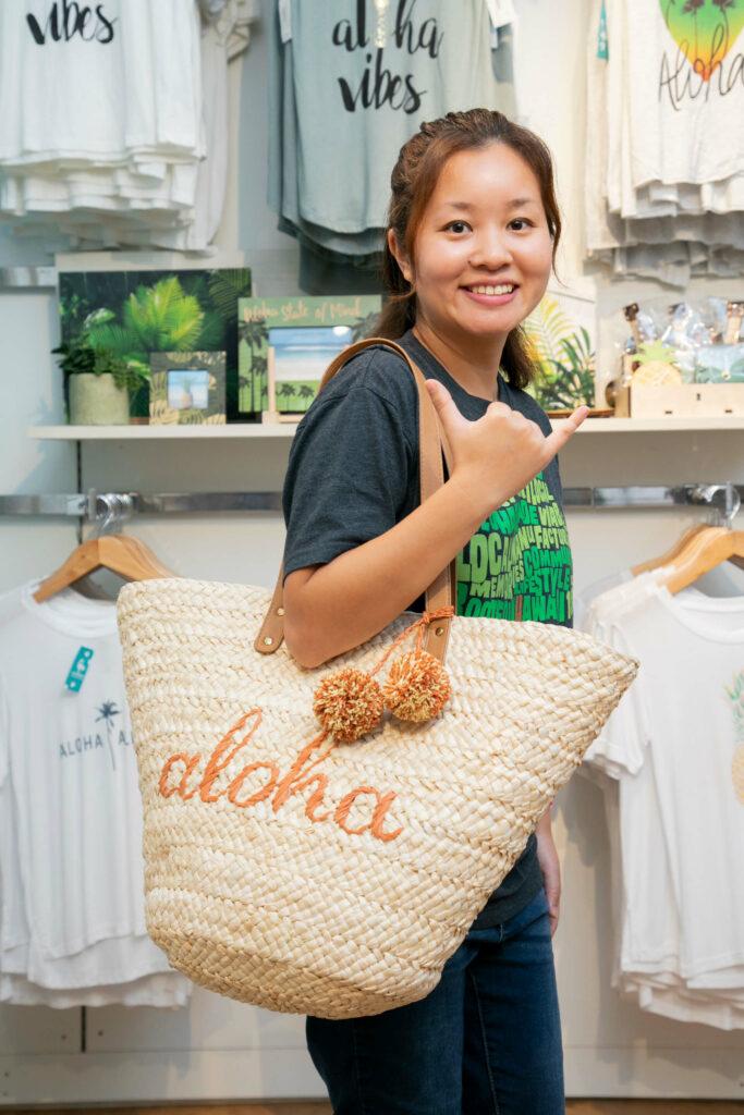 Alohaビーチバッグ