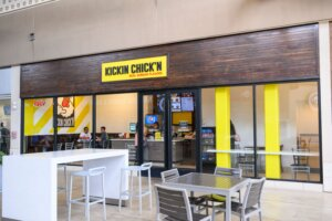 キッキン・チキン(Kickin Chick'n)