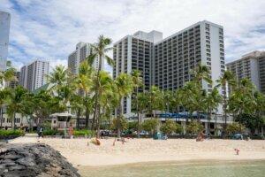 ワイキキビーチ・マリオット・リゾート&スパ(Waikiki Beach Marriott Resort & Spa)