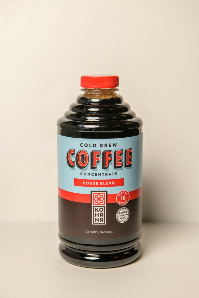 コールドブリューコーヒー