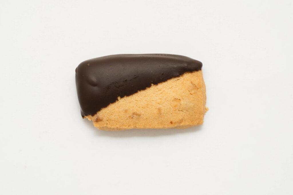 マカダミアナッツ・ショートブレッドダークチョコレート・ディップ