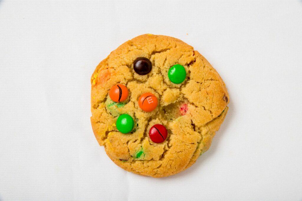 M&Mチョコレートクッキー