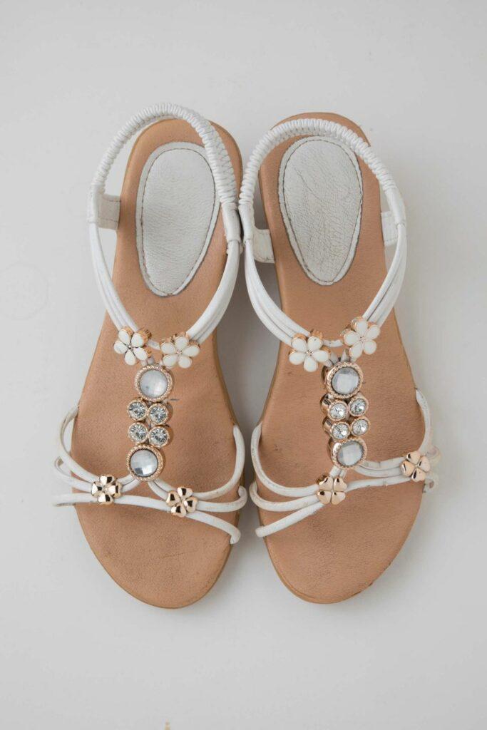 デザイン豊富な靴