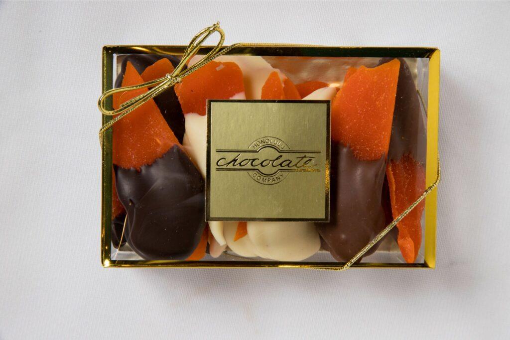 チョコディップ・マンゴー