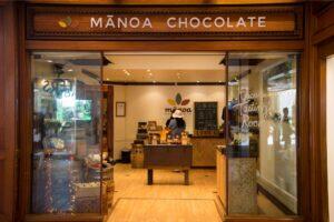 マノア・チョコレート・ワイキキ(Manoa Chocolate Waikiki)