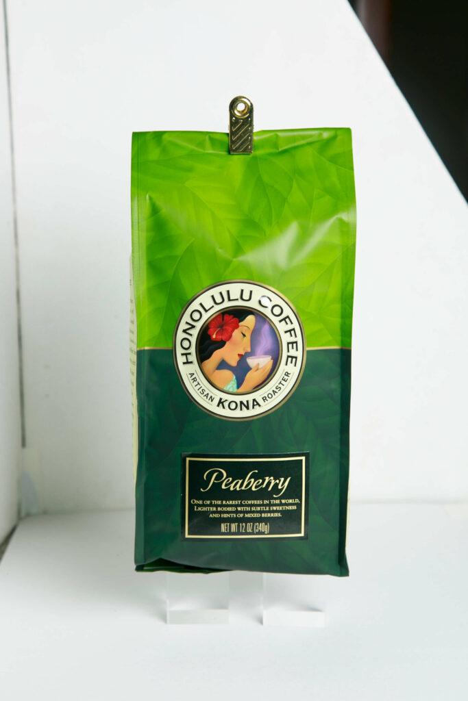ヘーゼルナッツのような味わいのコーヒー豆