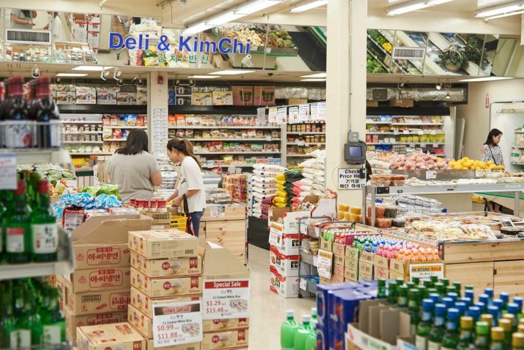 ハワイにある韓国スーパーおすすめ2店