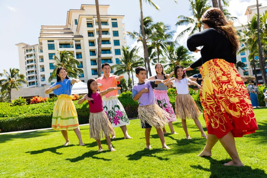 ハワイの文化を学べるキッズプログラム
